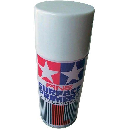 Tamiya Gray Fine Surface Primer L, 180ml Spray Can