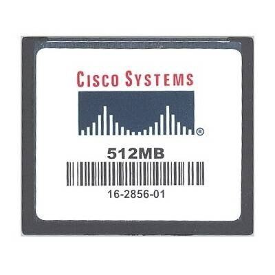 CISCO ASA5500-CF-512MB Cisco data centre ASA5500-CF-512MB compact flash (Adaptive 5520 Appliance Security)