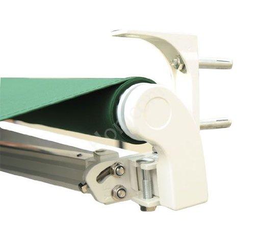 Outsunny 10 X 8 Patio Manual Retractable Sun Shade