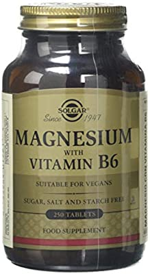 citrato de magnesio con vitamina b6
