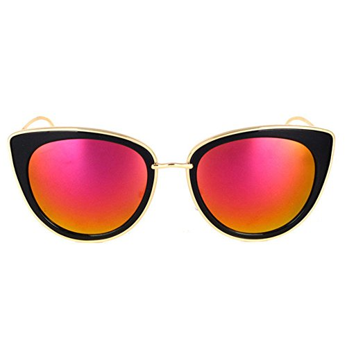 Aoligei Dames de lunettes de soleil et lunettes de soleil visage mince lunettes fashion Street xe3nSY0KJ