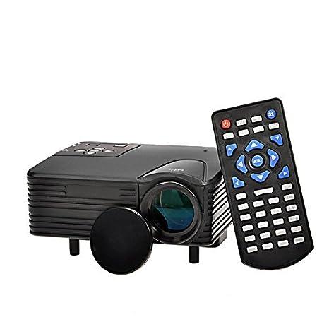 Express Panda® Proyector LED multimedia con puerto VGA, HDMI, AV-IN desde