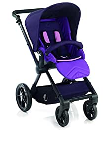 Jane - Coche de Paseo Dúo Jané Muum + Capazo Matrix light morado: Amazon.es: Bebé