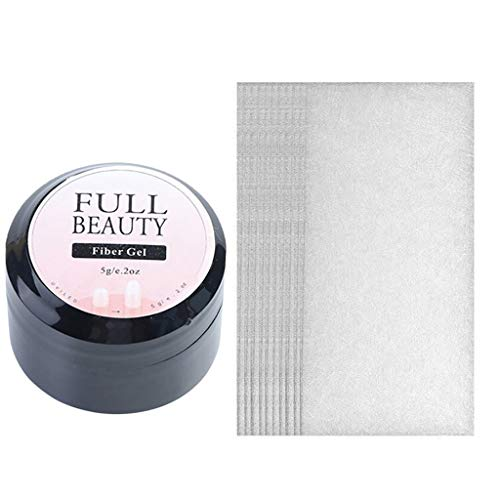 FINEjuyudd Fiberglass Suit Nail Care Fiberglass Silk Nails Wrap for Gel Extension Nail Art Tools from FINEjuyudd Nail Art