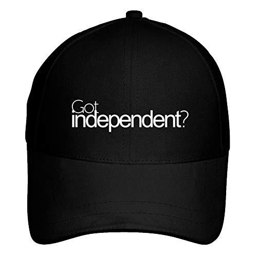 Idakoos Got Independent  Bold - Funny Adjetivos - Gorra De Beisbol bfadf5ebc8e