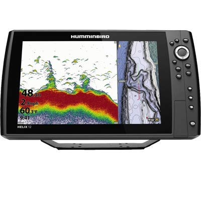 Humminbird 410900-1 Helix 12 Chirp DS GPS G3N Fishing Chart