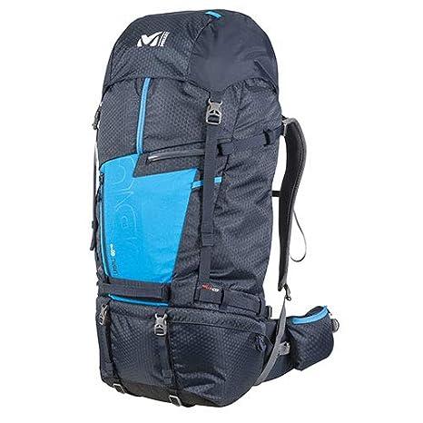Millet Ubic 60+10 Mochila, Unisex Adultos, Saphir/Electric Blue, 45 cm: Amazon.es: Deportes y aire libre