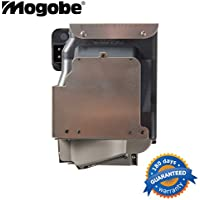 Mogobe VLT-XD221LP Compatible Projector Lamp with Housing for MITSUBISHI XD221U Projector Lamp