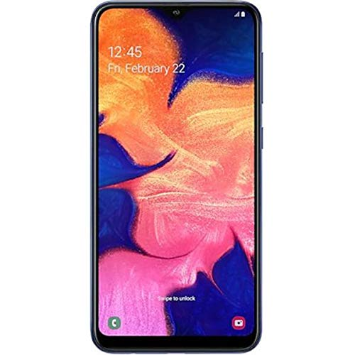 Samsung A105 Galaxy A10 4G 32GB Dual-SIM blue EU