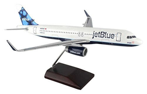 "Executive Series Models Jetblue Airbus A320 1/100 ""Blueberries"" Model Kit"
