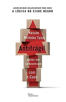 Antifrágil por [Taleb, Nassim Nicholas]