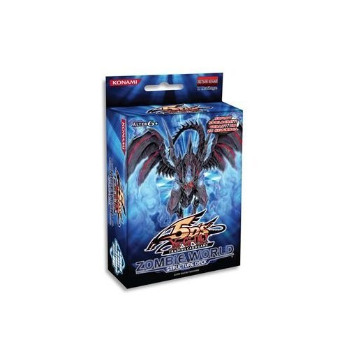 English Yu Gi Oh Card (YuGiOh 5D's Zombie World English Structure Deck)