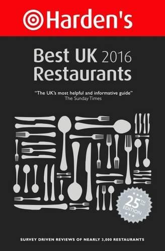 Harden's Best UK Restaurants 2016 ebook