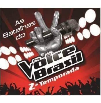 CD AS BATALHAS DO THE VOICE BRASIL - 2ª TEMPORADA