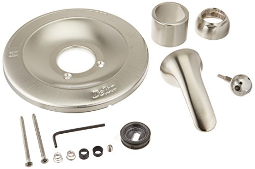 Delta RP54870SS Renovation Kit - 600 Series Tub and Shower, Stainless (Delta Trim Valve Brushed Nickel compare prices)