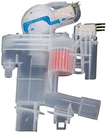 Bosch Siemens Niveauregler 497570 Geschirrspüler Gebergehäuse komplett