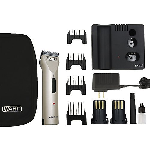 Wahl Professional Animal Pink ARCO Cordless Clipper #8786-600
