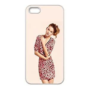 Celebrities Beautiful Barbara Palvin iPhone 5 5s Cell Phone Case White Protect your phone BVS_577377