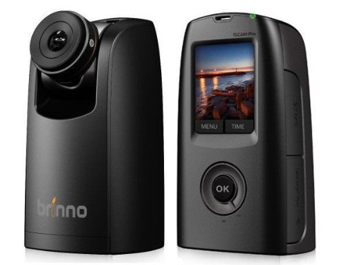 Brinno HDR Time Lapse Camera TLC200Pro+ATH120+AWM100+KIT