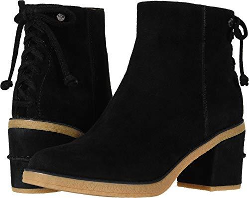 UGG Women's W Corinne Boot Fashion, Black 10 M - Uggs Zipper With