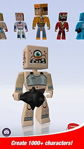 Amazon.com: 3DIT Character Creator Molding Machine: Toys & Games