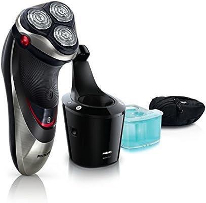 Philips Shaver series 5000 PowerTouch PT937/26 - Afeitadora (Máquina de afeitar de rotación, Metálico, LED, AC/Batería, Ión de litio, 1 h): Amazon.es: Salud y cuidado personal