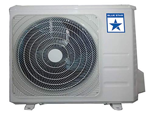 Blue Star 1.5 Ton 3 Star Inverter Split AC (IC318RBTU, White) 2021 August Split AC; 1.5 ton capacity Energy Rating: 3 Star Warranty: 1 year on product, 1 year on condenser, 10 years on compressor