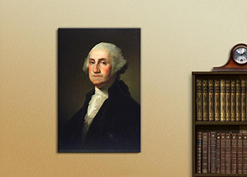 Portrait of President George Washington by Rembrandt Peale