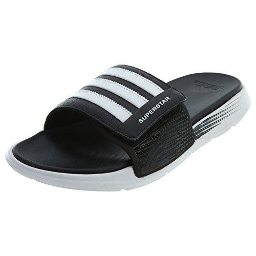 5fa342f1643 ... france adidas performance mens superstar 4g m sandalblack white black10  m cc801 14911