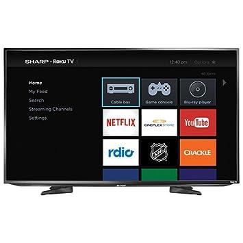 sharp tv canada. sharp 50\u0026quot; 1080p 60hz led smart roku tv (lc-50lb371c) tv canada t