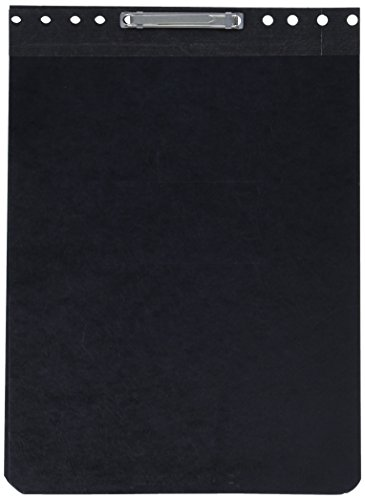 Acco Brands Recycled Report Covers - ACCO PRESSTEX Report Covers, Top Binding for Letter Size Sheets, 2 Inch Capacity, Black, 2 Pack (A7022271)