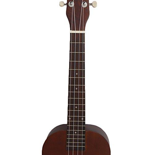 Lovinland 26'' Wooden Ukulele Hawaiian Ukulele Beginner Guitar Toys Rosewood Fingerboard with Bag by Lovinland (Image #4)