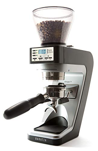 Baratza Sette 270Wi-Grind by Weight Conical Burr Grinder for Espresso Grind and Other Fine Grind Brewing Methods Only (Burr Coffee Grinders Baratza)