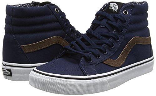 Mixte Bleu Sneakers Hautes hi White true Adulte Vans Sk8 q7xnRIwA