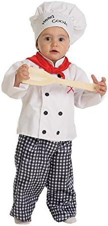LLOPIS - Disfraz Bebe Cocinero: Amazon.es: Juguetes y juegos