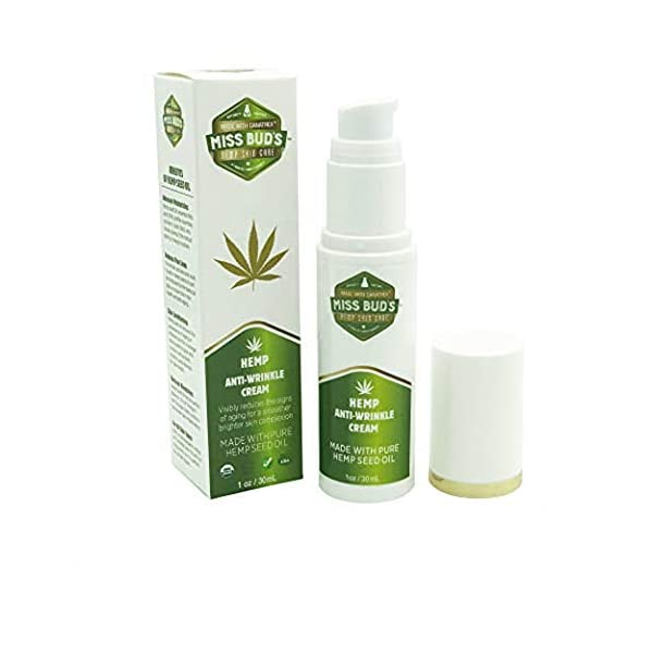 Miss-Buds-Hemp-Anti-Wrinkle-Cream-Reduce-Line-Increase-Firmness-and-Elasticity-Made-from-Pure-Hemp-Seed-Oil