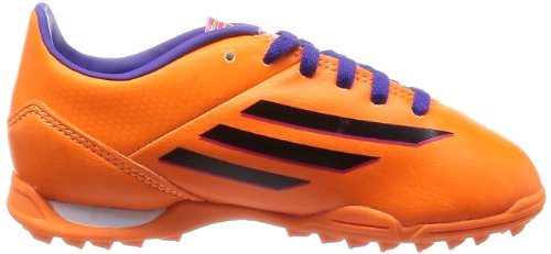 Amazon.com: adidas F10 TRX TF Football Soccer Shoes Boots Orange/Black/Blue: Sports & Outdoors
