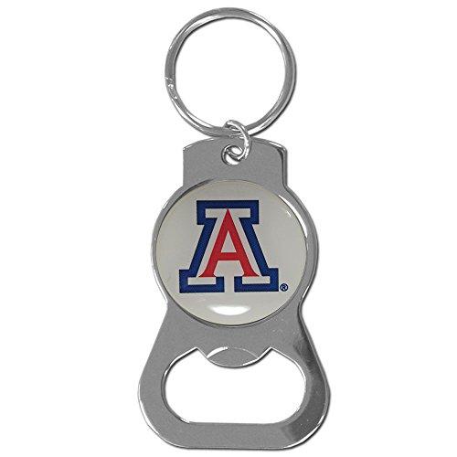 (Siskiyou NCAA Arizona Wildcats Bottle Opener Key Chain)