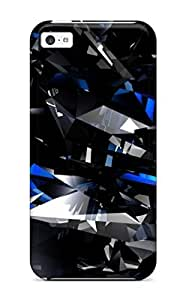 meilz aiaiNew Bbsxthe93NkLAW 3d Blue Crystals Tpu Cover Case For iphone 6 4.7 inchmeilz aiai
