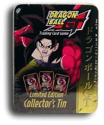 Dragon Ball Gt Cards - 6