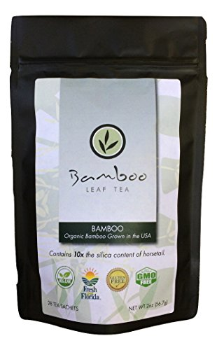 Bamboo - organic supplement 1 oz powder