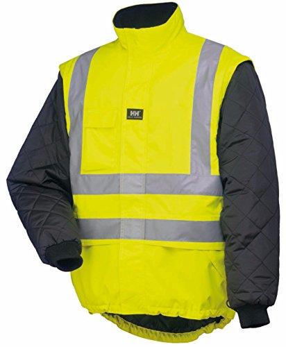 Helly Hansen Workwear Workwear Men's Potsdam Hi-Visibility Lining, En471 Yellow/Black, XL