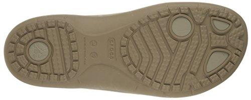Adulte Tongs Crocs Tumbleweed Cobblestone Mixte Flip Sport Modi qFBxwAOR