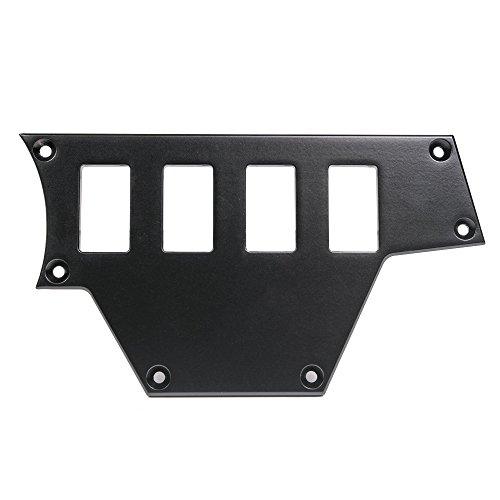 rzr 1000 switch plate - 8