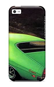 5c Scratch-proof Protection Case Cover For Iphone/ Hot Torino Vehicles Ford Cars Ford Phone Case