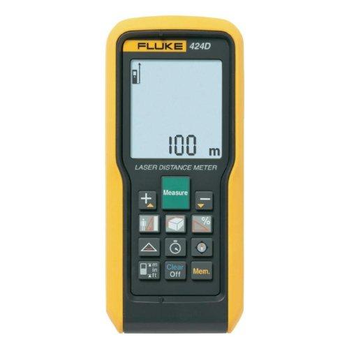 Fluke 424D Laser Distance Meter, II Class