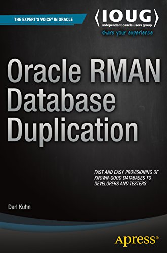 Download Oracle RMAN Database Duplication Pdf