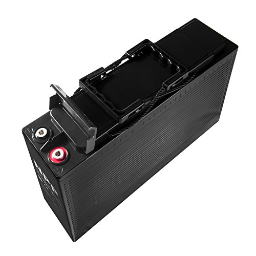 NPP FT12-100Ah Front Access Telecom Deep Cycle AGM 12V 100Ah Battery with Button Style Terminals by NPP (Image #2)
