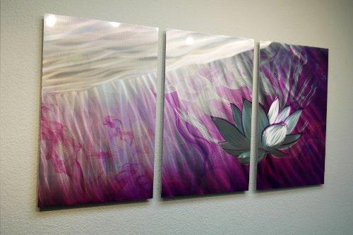 Metal Wall Art, Modern Home Decor, Abstract Artwork