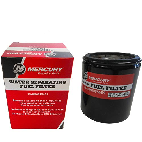 MERCURY FUEL FILTER MPP - Part Number 8M0095659